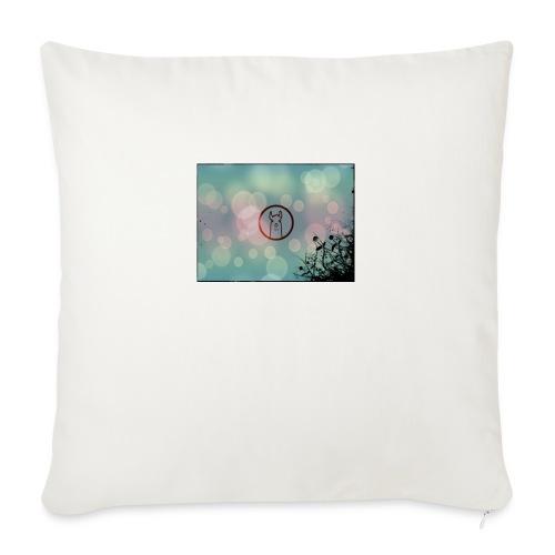 Llama Coin - Sofa pillow with filling 45cm x 45cm