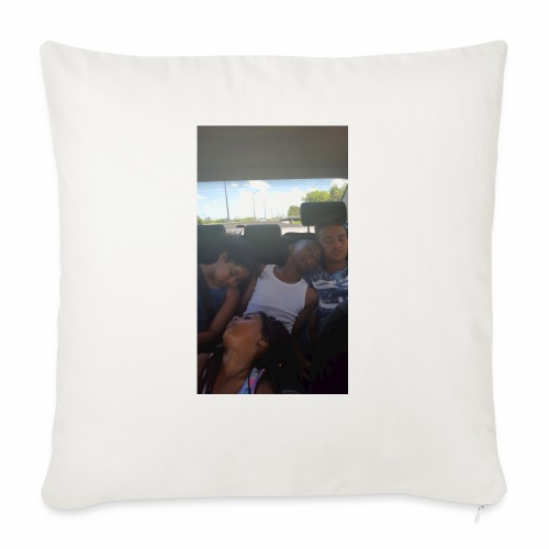 Family - Sofa pillow with filling 45cm x 45cm