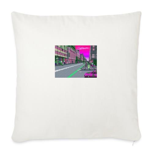 Game City 80's - Cuscino da divano 44 x 44 cm con riempimento