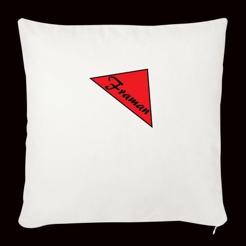 Framan - Cuscino da divano 44 x 44 cm con riempimento