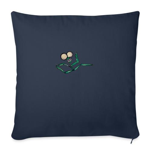 runner - Sofa pillow with filling 45cm x 45cm