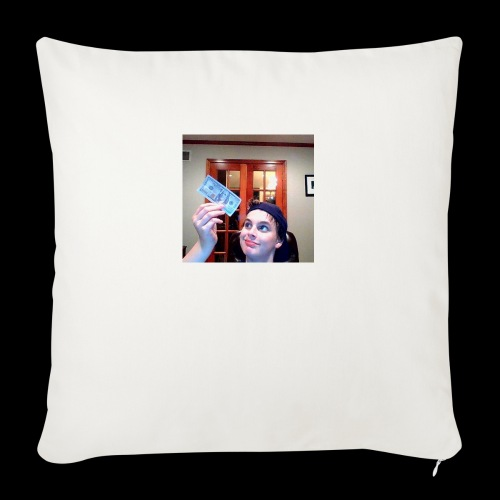 Lil Justin - Sofa pillow with filling 45cm x 45cm
