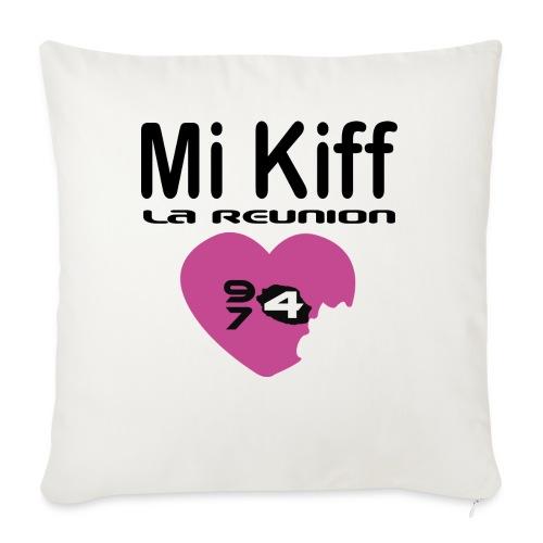 Mi Kiff la reunion - Coussin et housse de 45 x 45 cm