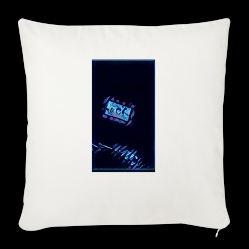 It's Electric - Sofa pillow with filling 45cm x 45cm