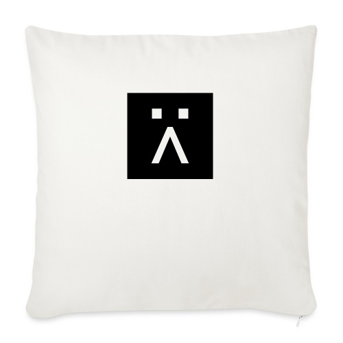 G-Button - Sofa pillow with filling 45cm x 45cm