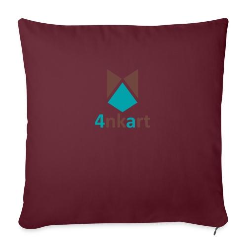 logo 4nkart - Coussin et housse de 45 x 45 cm