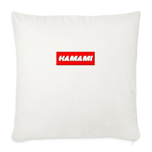 HAMAMI - Cuscino da divano 44 x 44 cm con riempimento
