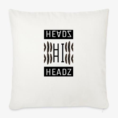 Hi HEADZ - Sofakissen mit Füllung 44 x 44 cm