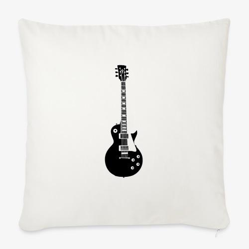 Musikinstrument Gitarre - Musiker T-Shirt Designs - Sofakissen mit Füllung 44 x 44 cm