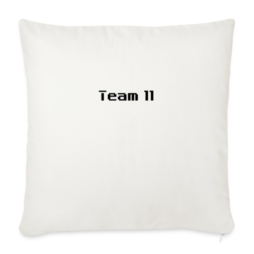 Team 11 - Sofa pillow with filling 45cm x 45cm
