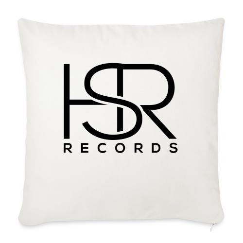 HSR RECORDS - Cuscino da divano 44 x 44 cm con riempimento