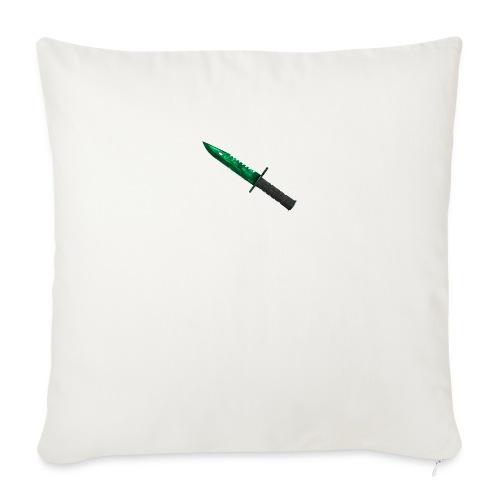 Emerald M9 Bayonet - Sofa pillow with filling 45cm x 45cm