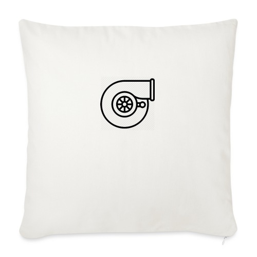 Turb0 - Sofa pillow with filling 45cm x 45cm