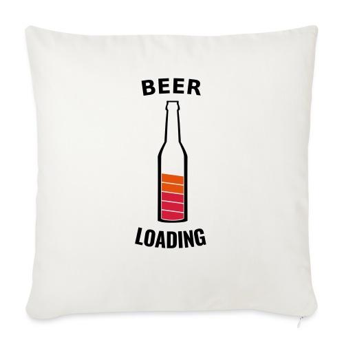 Beer Loading - Coussin et housse de 45 x 45 cm