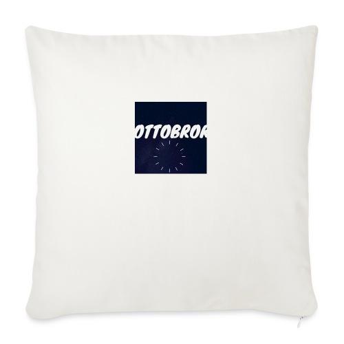 Ottobror - Soffkudde med stoppning 44 x 44 cm