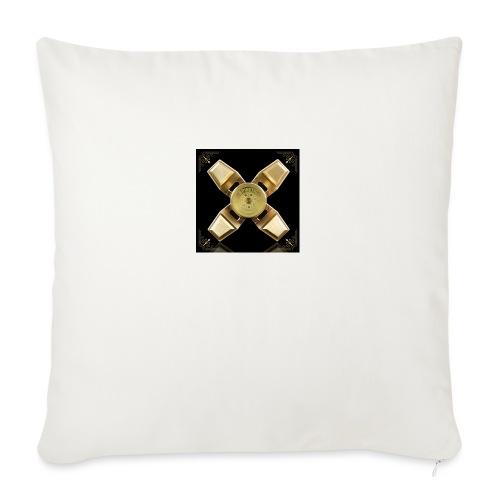 Spinneri paita - Sohvatyynyt täytteellä 44 x 44 cm