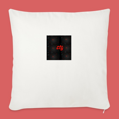 ctg - Sofa pillow with filling 45cm x 45cm