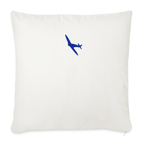 ukflagsmlWhite - Sofa pillow with filling 45cm x 45cm