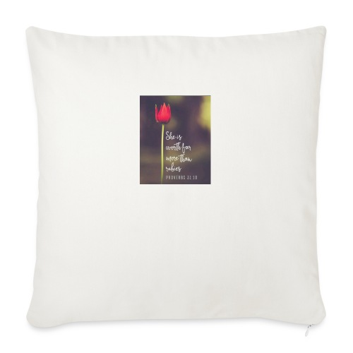 IMG 20180308 WA0027 - Sofa pillow with filling 45cm x 45cm