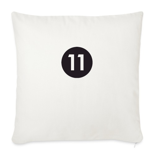 11 ball - Sofa pillow with filling 45cm x 45cm