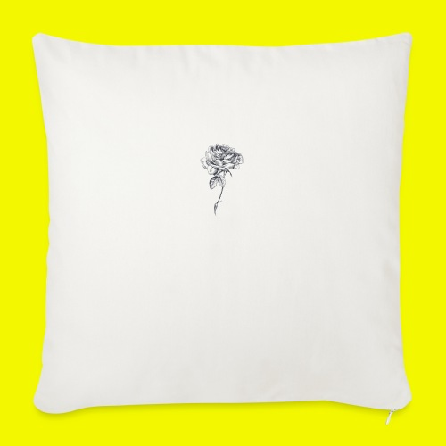 ROSE - Sofa pillow with filling 45cm x 45cm
