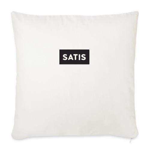 satis - Coussin et housse de 45 x 45 cm
