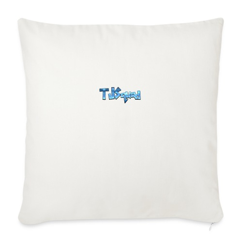 TJ SQUAD MERCH!!! - Sofa pillow with filling 45cm x 45cm