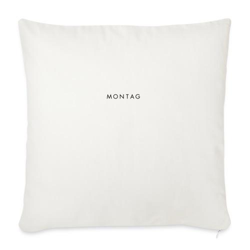 MONTAG - Sofakissen mit Füllung 44 x 44 cm