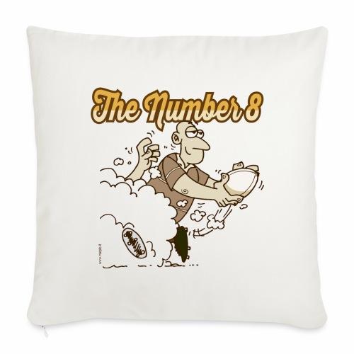 Eight_Marplo_mug - Cuscino da divano 44 x 44 cm con riempimento