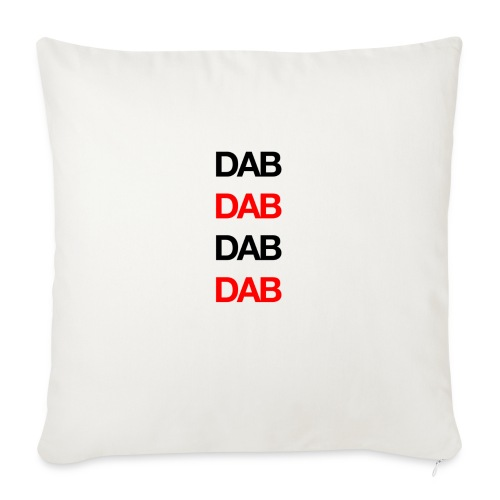 Dab - Sofa pillow with filling 45cm x 45cm