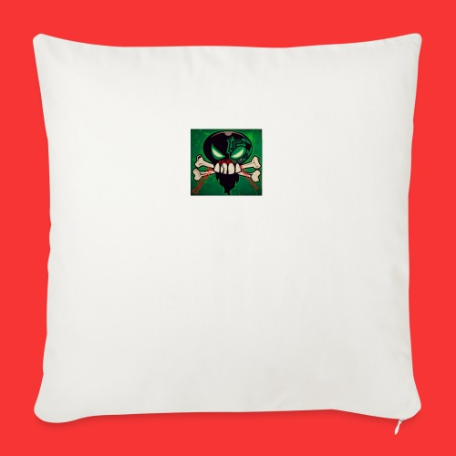 Delirious Music Productions - Sofa pillow with filling 45cm x 45cm