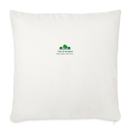 TOS logo shirt - Sofa pillow with filling 45cm x 45cm