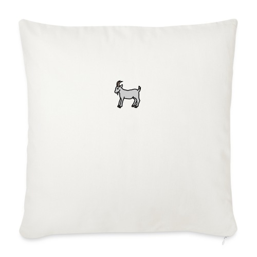 Ged T-shirt herre - Sofapude med fyld 44 x 44 cm