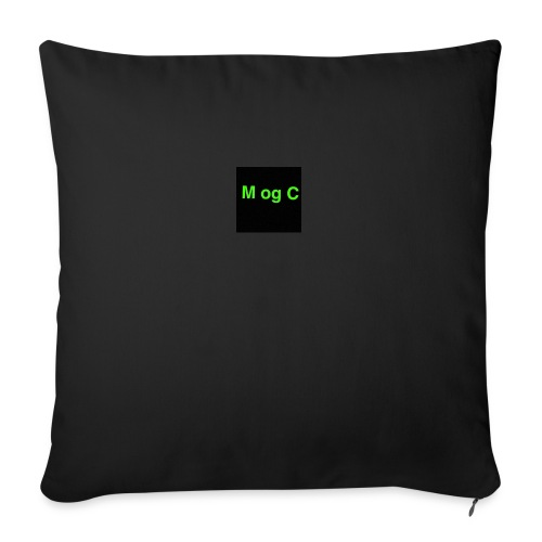 mogc - Sofapude med fyld 44 x 44 cm