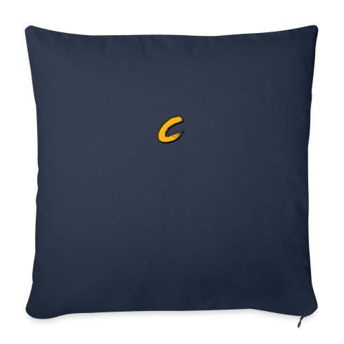 Chuck - Coussin et housse de 45 x 45 cm