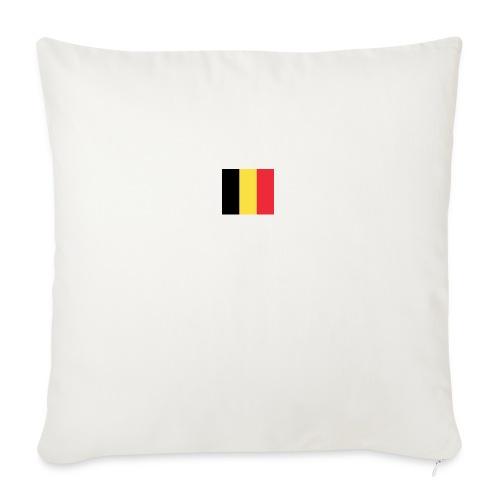 vlag be - Bankkussen met vulling 44 x 44 cm