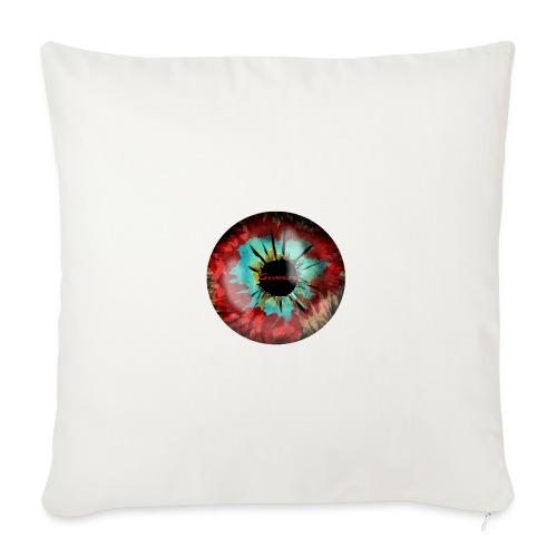 Silverline Auge - Sofakissen mit Füllung 44 x 44 cm