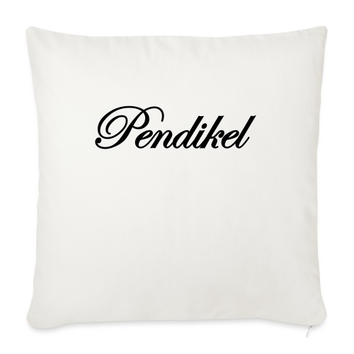 Pendikel Schriftzug (offiziell) T-Shirts - Sofakissen mit Füllung 44 x 44 cm