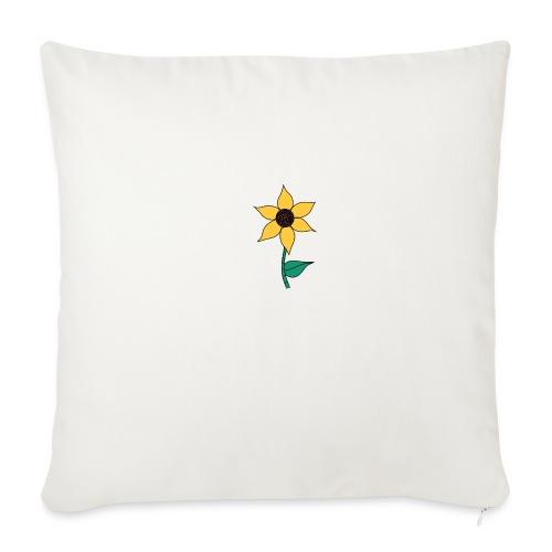 Sunflower - Bankkussen met vulling 44 x 44 cm