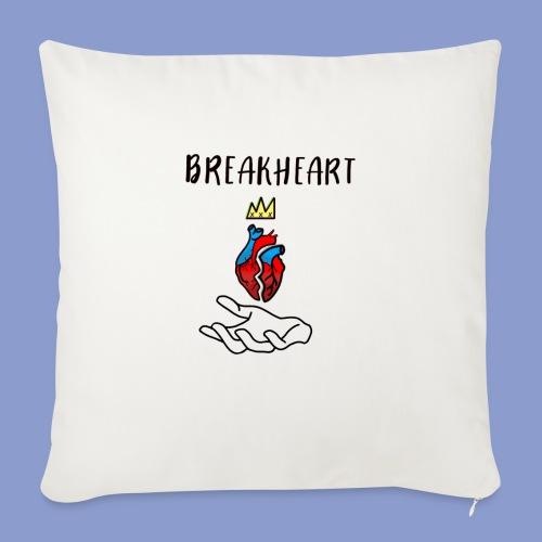 BREAKHEARTH - Cuscino da divano 44 x 44 cm con riempimento