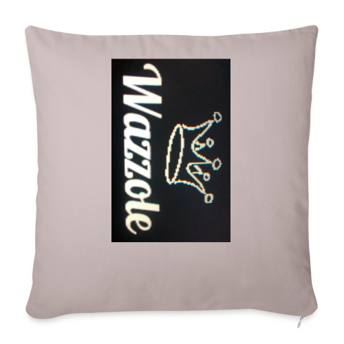 Wazzole crown range - Sofa pillow with filling 45cm x 45cm