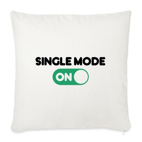 single mode ON - Cuscino da divano 44 x 44 cm con riempimento