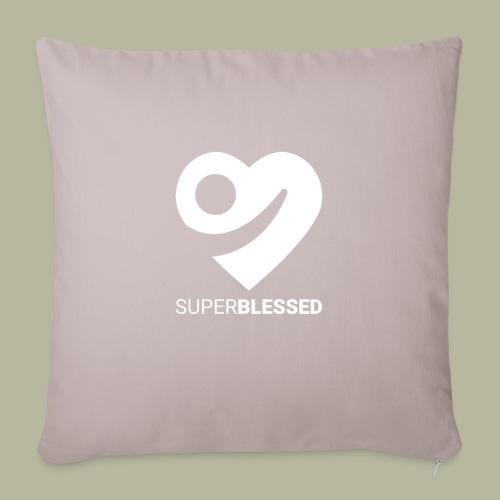 Superblessed - Sofakissen mit Füllung 44 x 44 cm