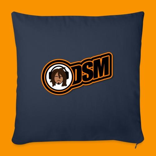 DSM - Coussin et housse de 45 x 45 cm
