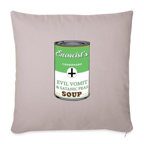 Exorcist's soup - Coussin et housse de 45 x 45 cm