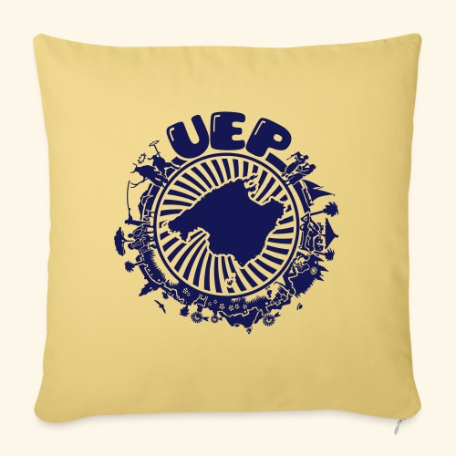 UEP - Sofa pillow with filling 45cm x 45cm