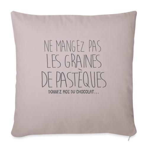 Tshirt Pour Femme Enceinte - Coussin et housse de 45 x 45 cm