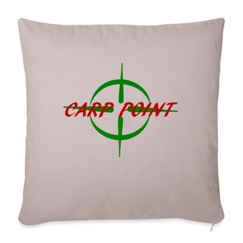 Carp Point T-Shirt - Sofakissen mit Füllung 44 x 44 cm