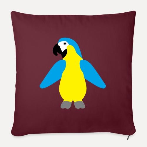 Gelbbrustara - Sofa pillow with filling 45cm x 45cm
