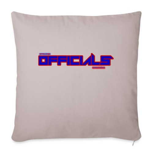 officials - Sofa pillow with filling 45cm x 45cm